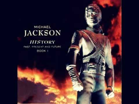 Michael Jackson - History (lyrics) video