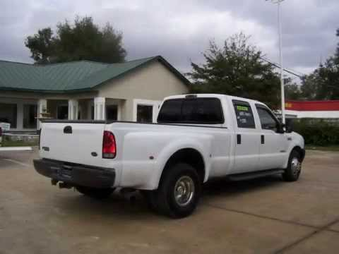 Ford F350 Dually. Used Ford F350 Dually Crewcab