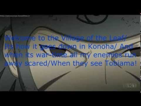Eddie Rath - Tobirama (Book of War) Lyrics HD Official
