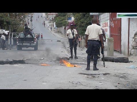 Haiti Gas Strike