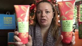 Boxing Day Haul Part 2: Bath & Body Works & Sephora