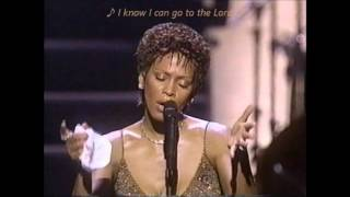 "Whitney Houston ""I Love The Lord"" (LIVE) w/lyrics"