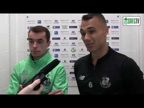 Sean Kavanagh & Graham Burke | Post Match Interview v St. Patrick's Athletic | 20th September 2019