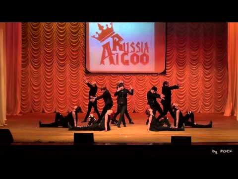 IdolCon 2014 (22.03.2014) 1 день - Shinhwa -- This love - dance cover by 4КСК feat SC