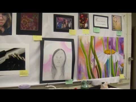 Hinsdale South 2010 Art Show (2/9)