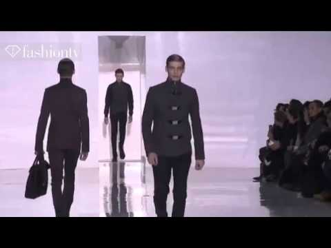 Dior Homme Fall/Winter 2013-14 | Paris Men s Fashion Week | FashionTV