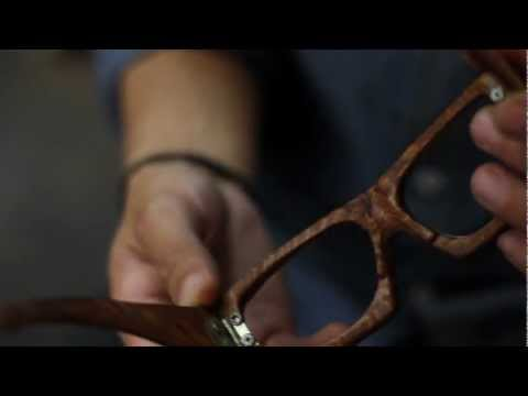 Shwood Handcrafted Wooden Eyewear