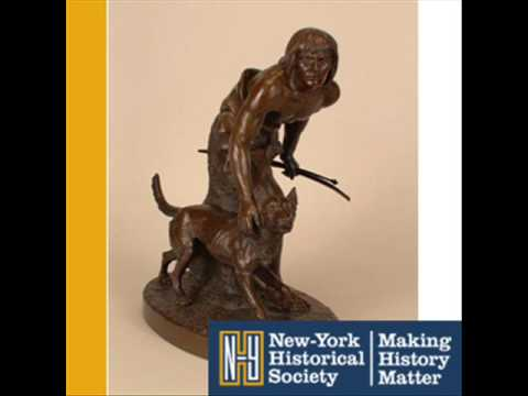 The Indian Hunter by John Quincy Adams Ward (420) | New-York Historical Society