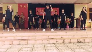 [Flashmob] Ăn Gì Đây - S.O.T Team - THPT Phong Châu