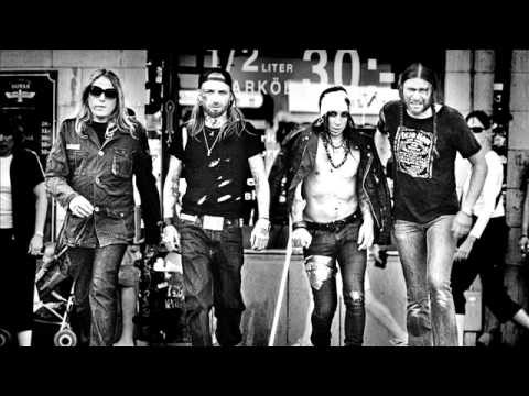 Backyard Babies - Zoe Is a Weirdo