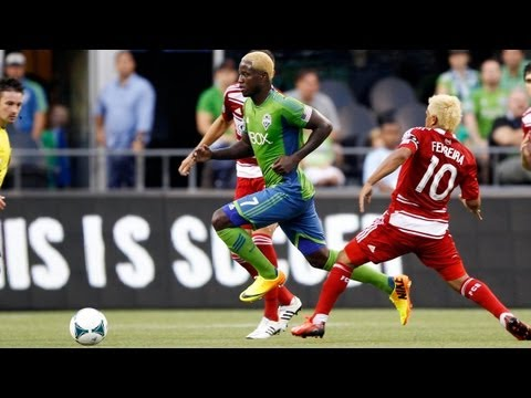HIGHLIGHTS: Seattle Sounders vs. FC Dallas | Aug. 3, 2013