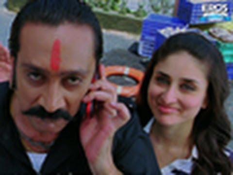 Daboo Convinces Geeta's Chidren - Golmaal 3