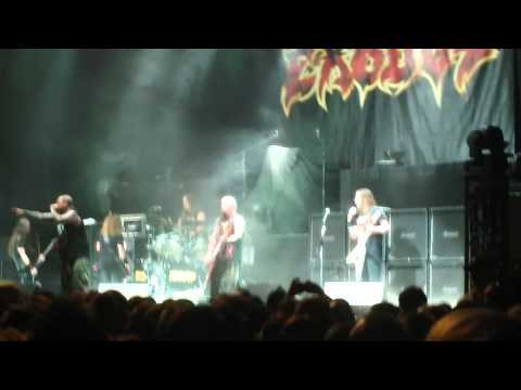 Exodus-Strike Of The Beast Featuring Kerry King 8/6/11