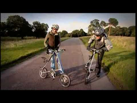 Folding Bikes video from The Gadget Show