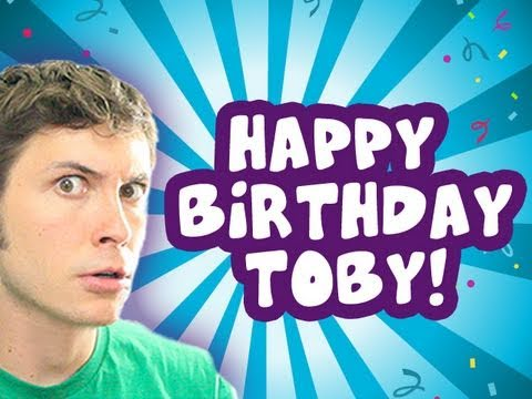 HAPPY BIRTHDAY TOBY!!!!!!