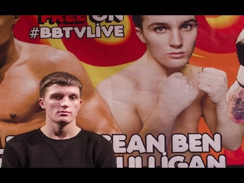 Sean Ben Mulligan debuts this Saturday night LIVE on BBTV