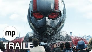 Ant-Man 2 Trailer German Deutsch (2018) Ant-Man and the Wasp