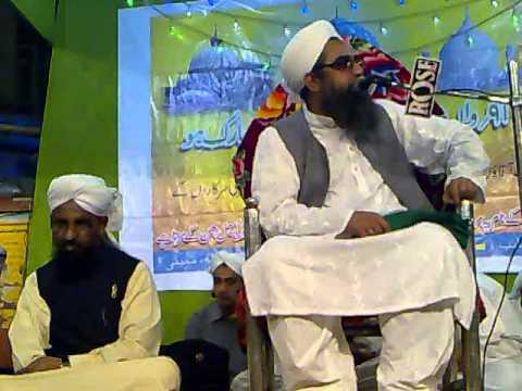 Allama Maulana Shakir Noori (Ameer SDI) - Urs E Aala Hazrat (...