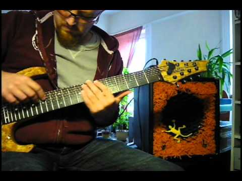 Lethal Weapon - Meet Martin Riggs - 8 string (solo piece)