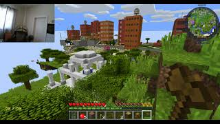 moded minecraft Pt#1 ( trying to help through gaming game play)