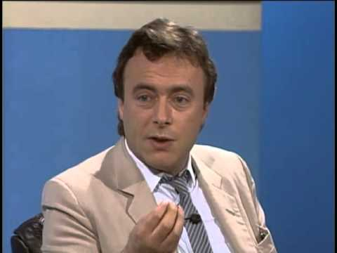 Christopher HItchens on Firing Line with William F. Buckley Jr.