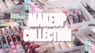MAKEUP COLLECTION 2016!