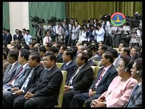 Lao News on LNTV-Cambodia, Laos, Myanmar, Vietnam seek to end ASEAN development gap 12-03-2013