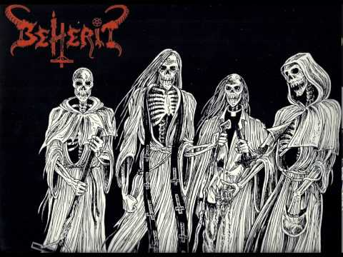 Beherit - Grave Desecration