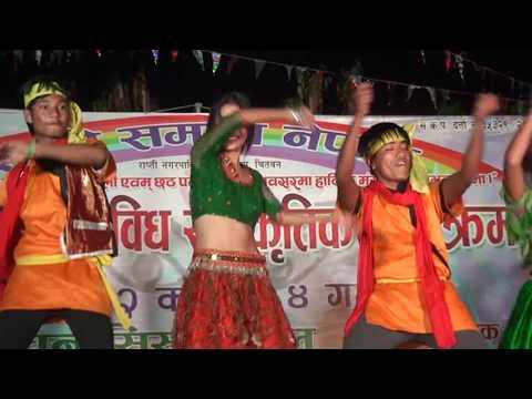 Chal Gori Le Jaba Toke Mor Gaau   Tharu Song   Group Dance