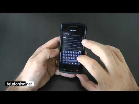 Nokia 500 videoreview da Telefonino.net