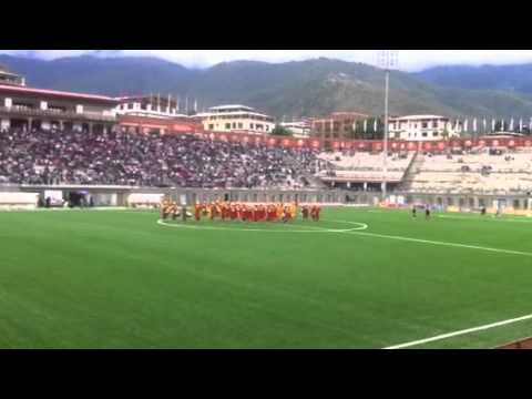 Bhutan Majestic Travel, King's Cup 2013