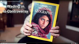"The Northrup Nat Geo ""Afghan Girl"" Takedown Controversy"