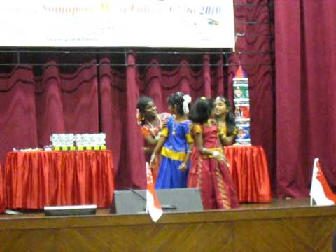Group Dance for Radhai manathil by Shraeya Chandini Shakti Varshini...
