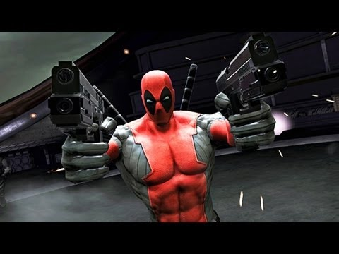 Deadpool - Vorschau / Preview (Gameplay) zum Superhelden-Klamauk