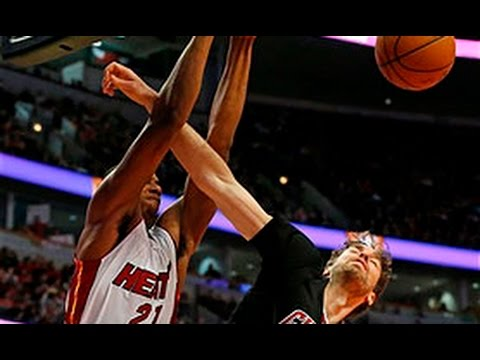 Hassan Whiteside Scores Triple-Double and Sets Franchise Record with 12 Blocks