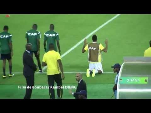 Finale CAN 2015 : le geste de André Ayew qui a fait le buzz sur internet