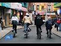 Follow The Leader BMX in NYC Fall 2017