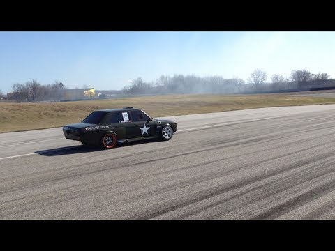 Bmw e28 Drift