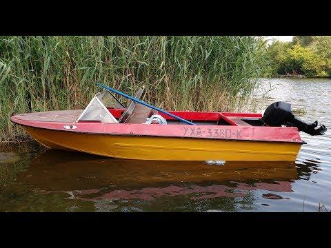 ОБНОВКА ВЕКА лодка крым !