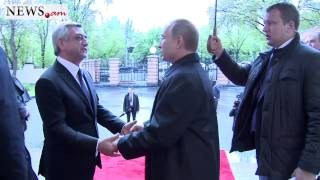 Putine Meknec Hayastanic 24.04.2015