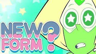 Peridot New Form REVEALED? Steven Universe Harmony Breakdown - Crystal Clear