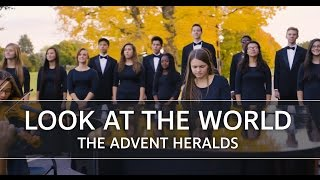 John Rutter - Look at the World (Cover) - The Advent Heralds