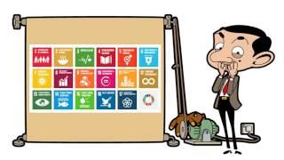 Mr Bean & The Global Goals (Spanish)
