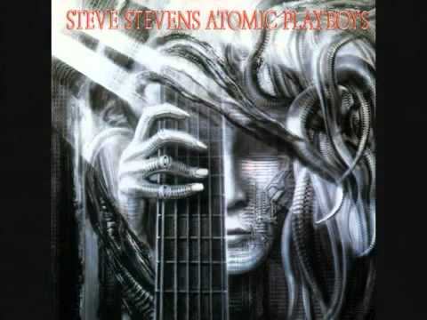 Steve Stevens - Pet The Hot Kitty
