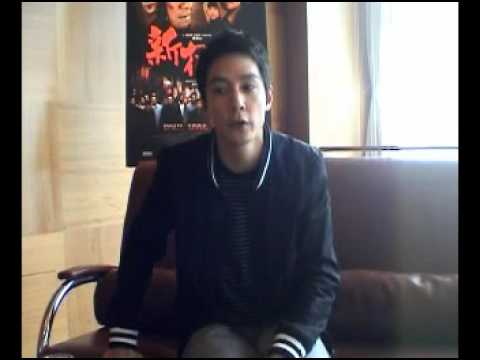 Mx026 Extra Bits on Daniel Wu 吴彦祖during Shinjuku Incident 新宿事件Interview