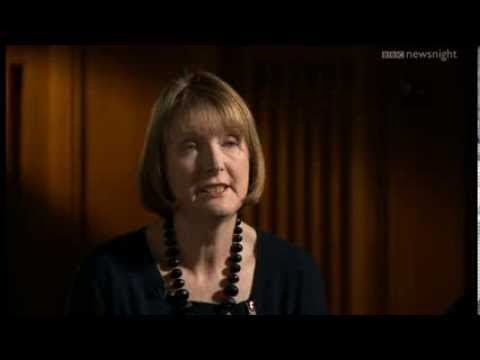 NEWSNIGHT: Harriet Harman talks exclusively about the Paedophile Information Exchange