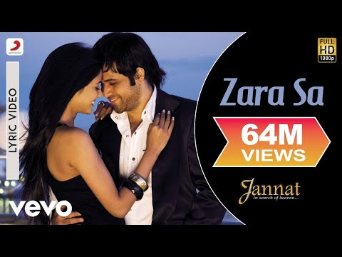 Pritam, KK - Zara Sa (Lyric Video)