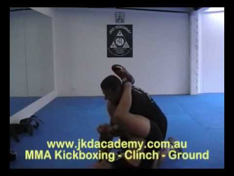 MMA Kickboxing - Clinch - Ground Image 1