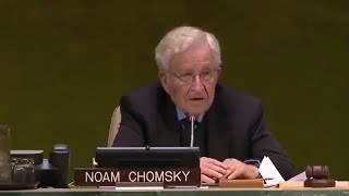 Video: Christian Zionism was a powerful force in the US Invasion of Iraq, 2003 - Noam Chomsky
