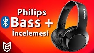 Philips Bass+ SHB3175 Bluetooth Kulaklık İnceleme